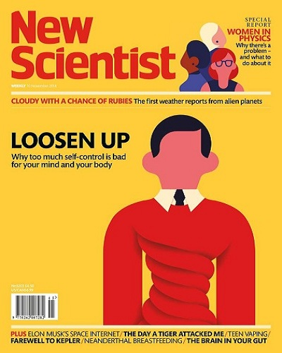 دانلود مجله New Scientist   November 10, 2018