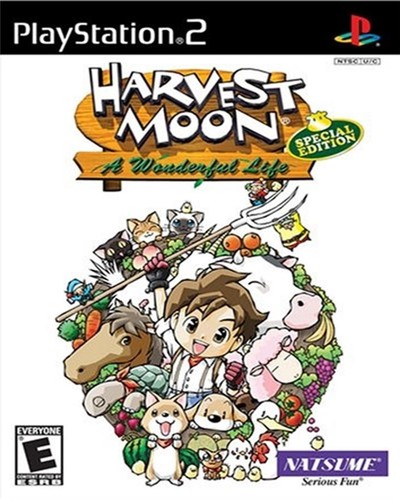 دانلود بازی Harvest Moon - a wonderful life