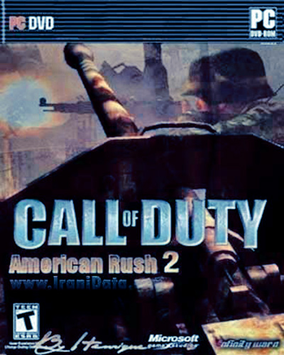 بازی Call of Duty American Rush 2 نسخه کم حجم