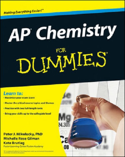 دانلود کتاب AP Chemistry For Dummies