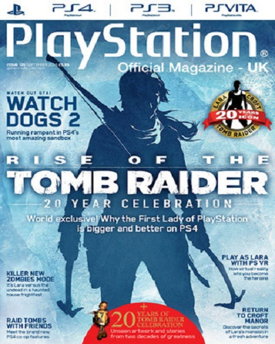 PlayStation Official Magazine – September 2016