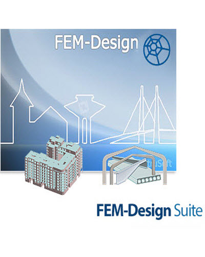 StruSoft FEM-Design Suite 15.00.002