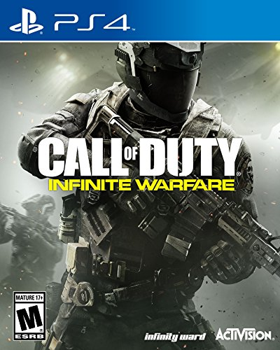 اولین تریلر CALL OF DUTY: INFINITE WARFARE برای Ps4