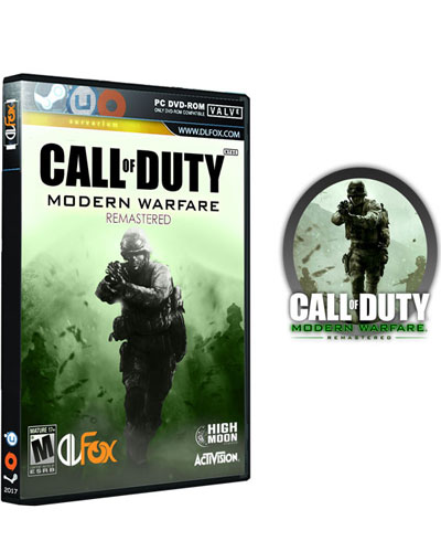 دانلود بازی Call of Duty: Modern Warfare Remastered برای PC
