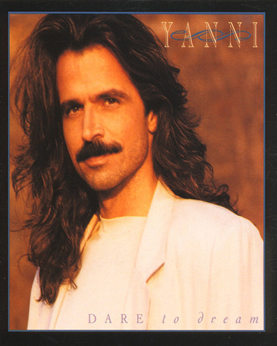آلبوم Dare to Dream از Yanni