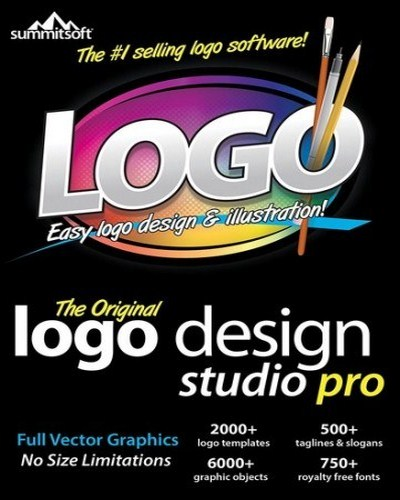 نرم افزار Summitsoft Logo Design Studio Pro Vector Edition 1.7.3 + Crack