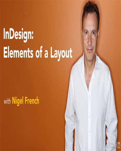 دانلود آموزش InDesign: Elements of a Layout