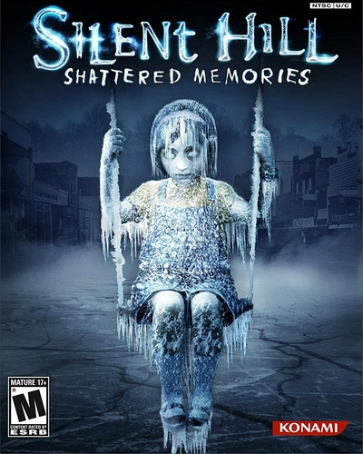 دانلود بازی Silent Hill Shattered Memories پلی اسیتشن 2