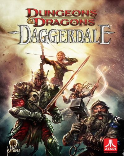 دانلود بازی Dungeons and Dragons: Daggerdale - PlayStation 3
