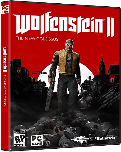 دانلود بازی Wolfenstein 2 New Colossus  نسخه Codex