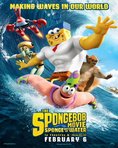 دانلود انیمیشن The Sponge Bob Movie Sponge Out Of Water
