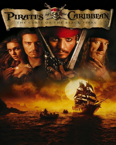 دانلود فیلم سینمایی Pirates of the Caribbean The Curse of the Black Pearl
