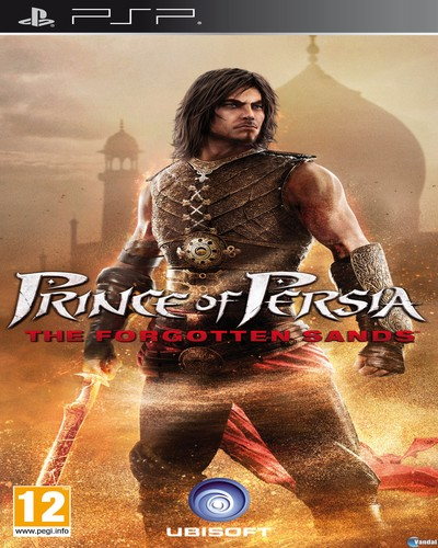 دانلود بازی Prince of Persia - The Forgotten Sands