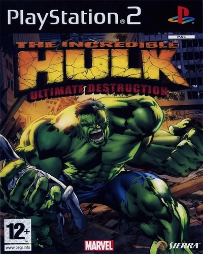 دانلود بازی The Incredible Hulk - Ultimate Destruction
