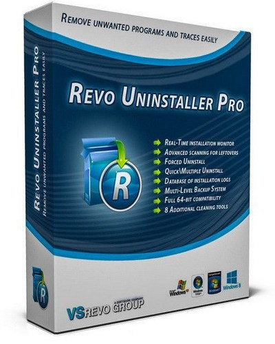 نرم افزار Revo Uninstaller Pro 3.1.5 FINAL + Crack
