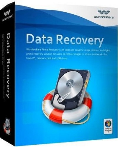 نرم افزار Wondershare Data Recovery 5.0.0.5 FINAL + Crack